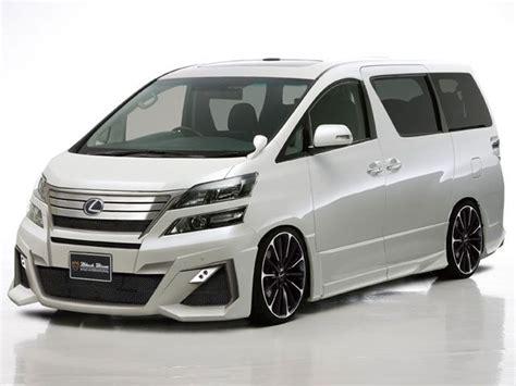 Modifikasi Toyota Vellfire by Modifikasi Toyota Alphard Modif Mobil