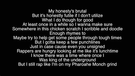 Rap God Lyrics