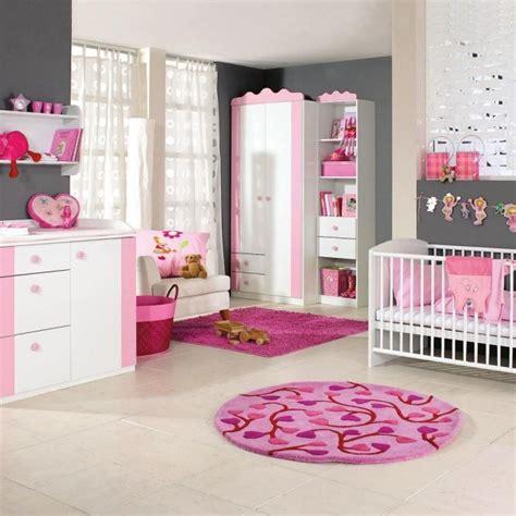chambre bébé fille et gris chambre bébé fille en gris et 27 belles idées à