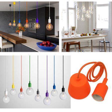 eclairage pour cuisine moderne princeway couleur silicone luminaire suspension style