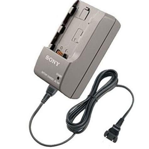 cargador de bateria bc trp camaras digitales sony