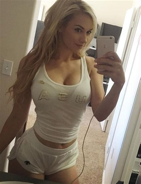 Paige Spiranac Nude Photo Leaked