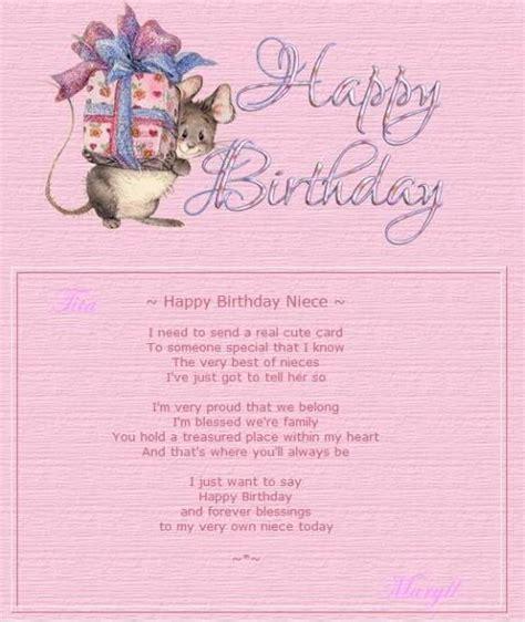 happy birthday   lovely niece ronnine