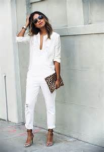 All White Outfit Ideas