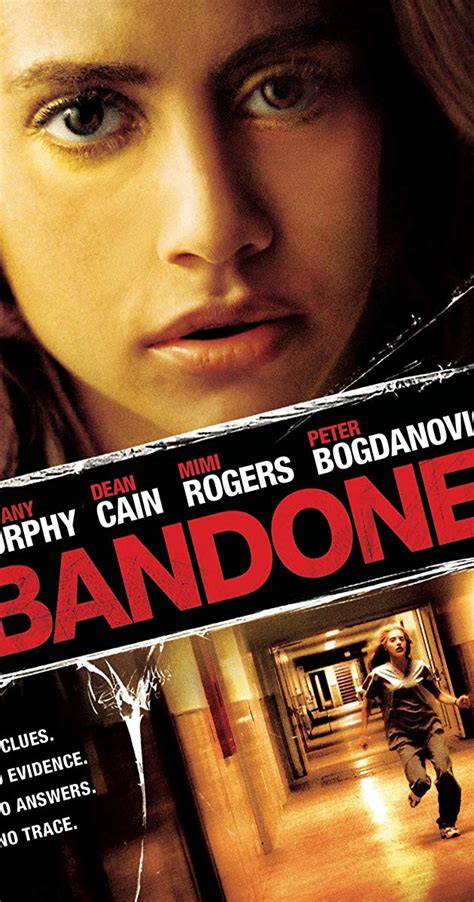 brittany murphy thriller movies abandoned video 2010 imdb