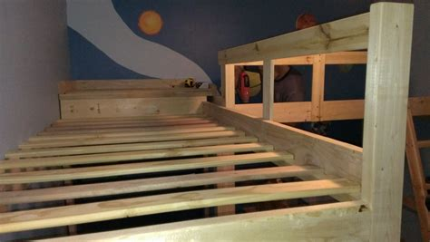how to build a l l shaped loft bunk bed plans pdf woodworking