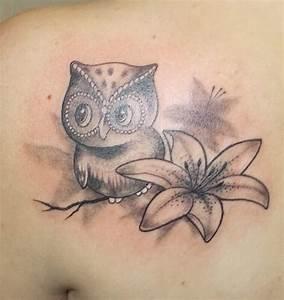 Tatouage Chouette Signification : id es de tatouage d 39 animaux tattoo studio orl ans ~ Melissatoandfro.com Idées de Décoration