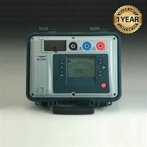 Megger Mit1020  2 10 Kv High Voltage Insulation Resistance
