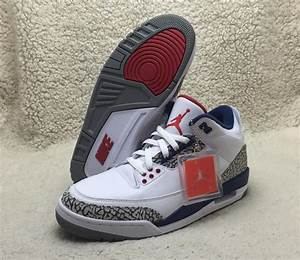 "854262-106 Air Jordan 3 OG ""True Blue"" Release Date ..."
