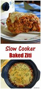 You won't believe how easy it is to make Baked Ziti in a ...