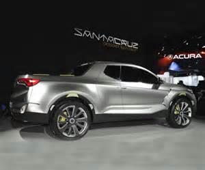 Pick Up 2017 Hyundai Santa Cruz