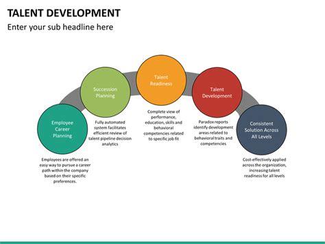 brand risk talent development powerpoint template sketchbubble