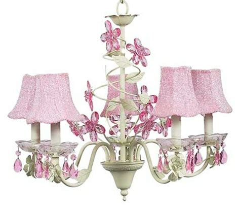 Light Pink Chandelier by Room Flower Chandelier Light Fixture Nursery