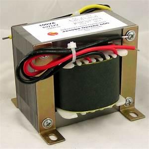 Transformer, Electrical, step-down 100VA 6/12V output, for ...