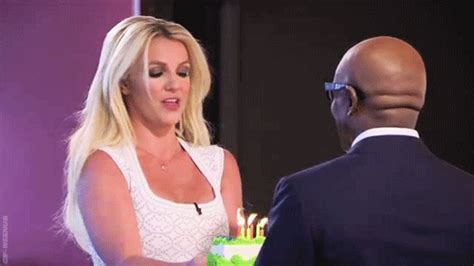 britney spears happy birthday gif   WiffleGif