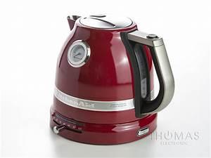 Kitchenaid Wasserkocher Rot : kitchenaid artisan wasserkocher empire rot thomas electronic online shop 5kek1522 ~ Orissabook.com Haus und Dekorationen