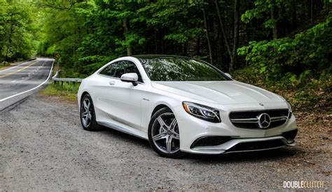 2015 S63 Amg Coupe by 2015 Mercedes S63 Amg Coupe Doubleclutch Ca