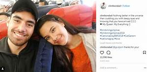 5 Sweetest Photos Of Catriona Gray And Fil German Model