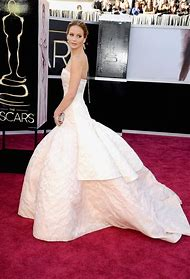 Jennifer Lawrence Oscars 2013 Dress