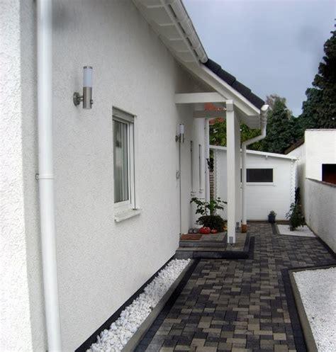 Danwood Haus Versteckte Kosten by Unser Danwood Bauprojekt Spritzschutz Und Steinbeete