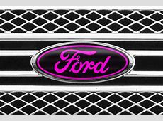 Ford F150 Vinyl Emblem Graphics for Front and Back of Vehicle