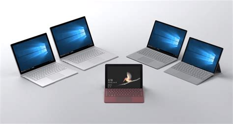microsoft dissects its new low cost surface go