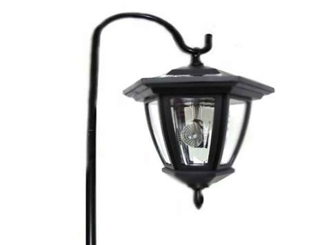 outdoor hanging lanterns solar light rustic pendant