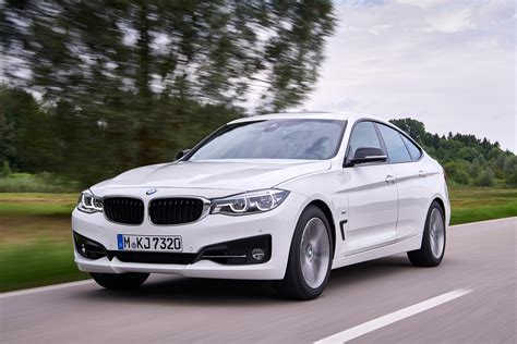 bmw  gt  facelift review auto express
