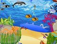 underwater decoration girl games