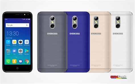 Evercoss M50A Full Spesifikasi & Harga Terbaru Smartphone