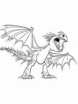 Stormfly Coloring Printable Mycoloring sketch template