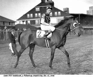 The Cougar And The Iceman: Seabiscuit's Two Canadian ...