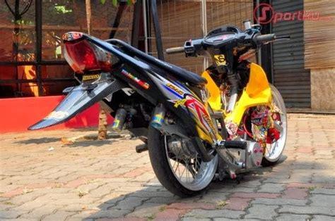 Modifikasi Motor Indonesia by Perkembangan Modifikasi Motor Ceper Indonesia Variasi
