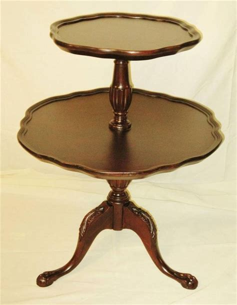 two tier end table 17 best images about mersman tables on pinterest eames
