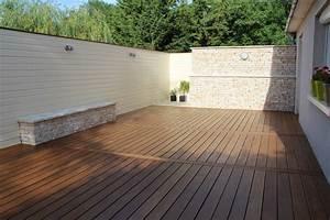 Création et aménagement de terrasse en bois Paysagiste Chartres