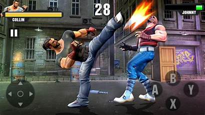 Fighting Fight Street Extreme Revenge Games Play