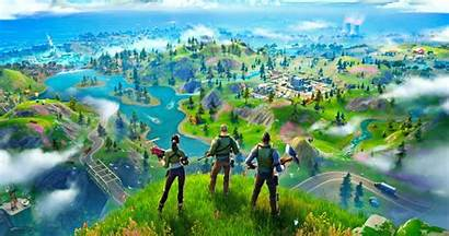 Fortnite Places Chapter Loot Land Gat Marks