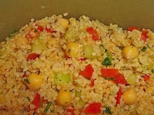 Bulgur Rezepte Vegetarisch : bulgur salat rezept mit bild von simfanatic ~ Lizthompson.info Haus und Dekorationen