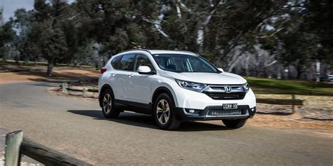 honda cr  range review