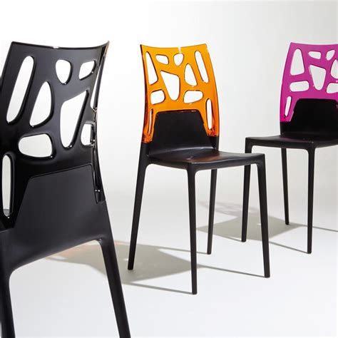 mot cuisine deco chaise pour la cuisine crocus au design contemporain