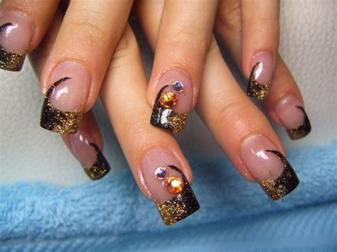 Colorful Fall Nail Art Ideas