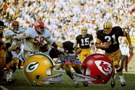 Super Bowl I Packers 35 Chiefs 10 Beyond The Gameplan