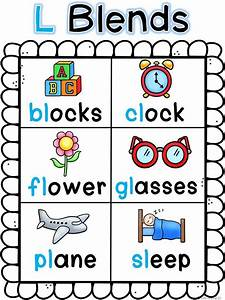 Blends Bundle Centers Activities For L R And S Blends