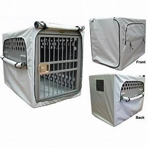 Zinger crate cover pet pro supply co for Wifi dog crate