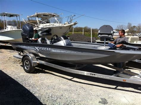 Xpress Boats Louisiana Sportsman by 2013 Xpress H18 Bass Boat For Sale In Houma Louisiana