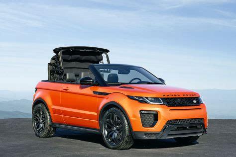 range rover preis range rover evoque cabrio la 2015 vorstellung preis marktstart autobild de