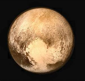 Real Images Of Pluto | www.imgkid.com - The Image Kid Has It!