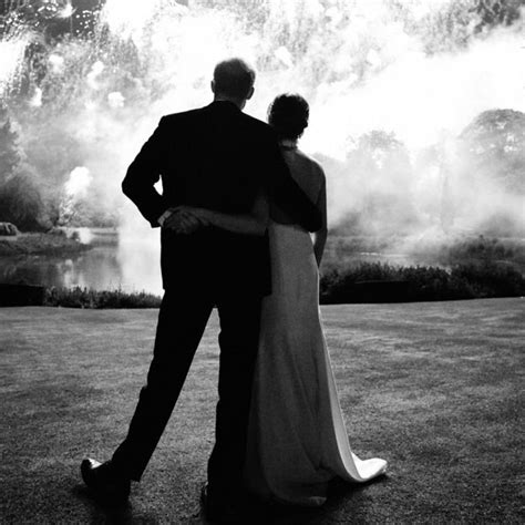 The sweet black and white. Meghan And Prince Harry Christmas Card | Christmas Cards
