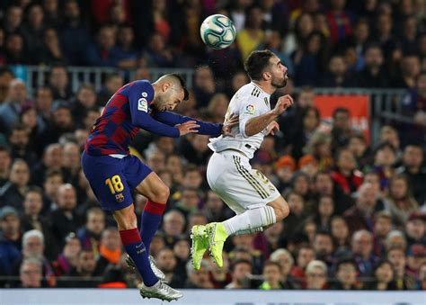 March 1, 2020 saw the 244th competitive clasico as real madrid and barcelona faced off at the santiago bernabeu. Real Madrid vs Barcelona Head To Head Results & Records (H2H)