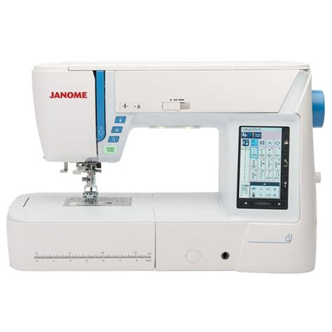janome atelier  sewing  embroidery machine